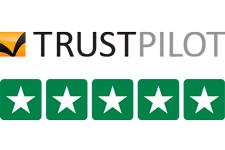 Trustpilot anmeldelse logo
