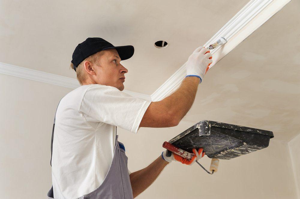 maling af lejlighed og indvendigt malerarbejde